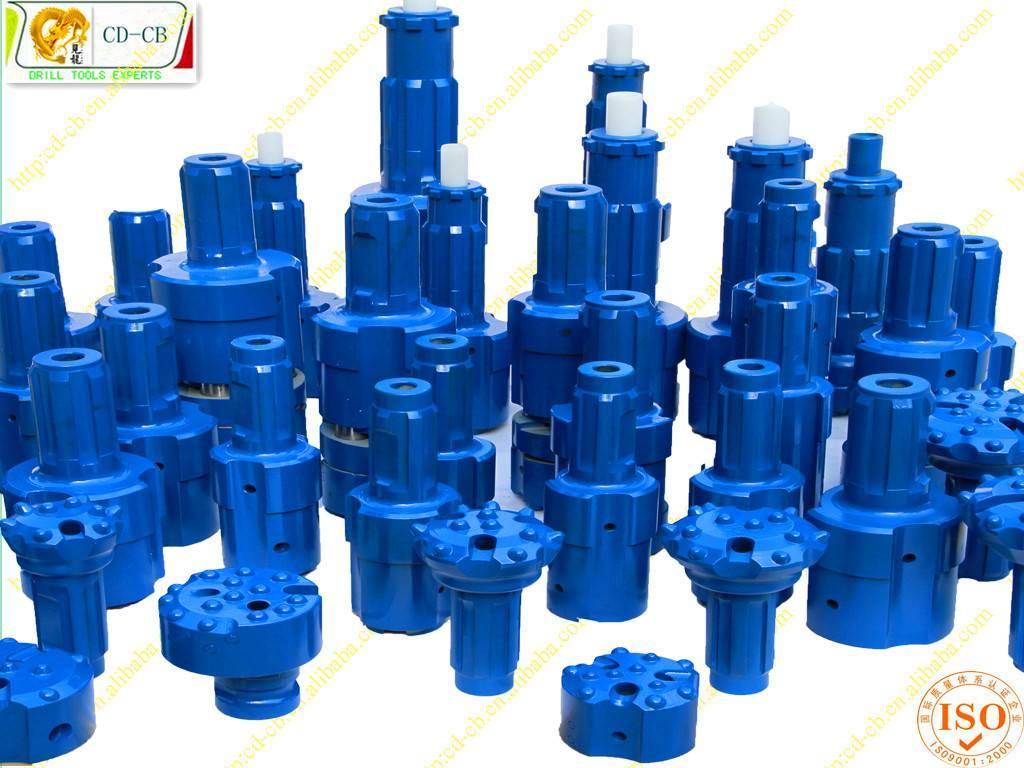 Eccentric Drilling tools