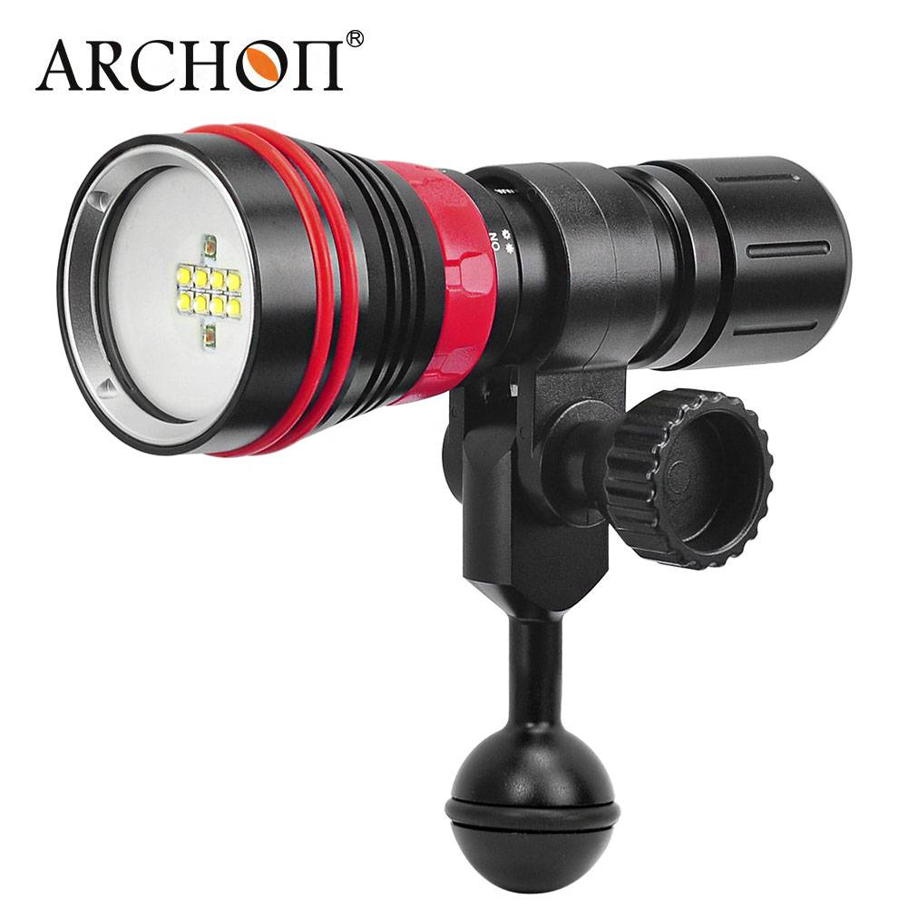Archon new W26VR Diving Video Light Underwater Searching Light