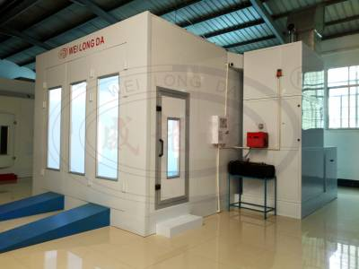 WLD8200 (CE) High Quality Garage Paint Booth/Car Spray Booth