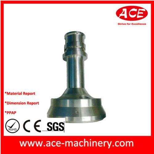 CNC Machining of Aluminum Part