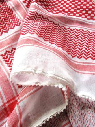 yshmagh / shemagh scarves DX1003