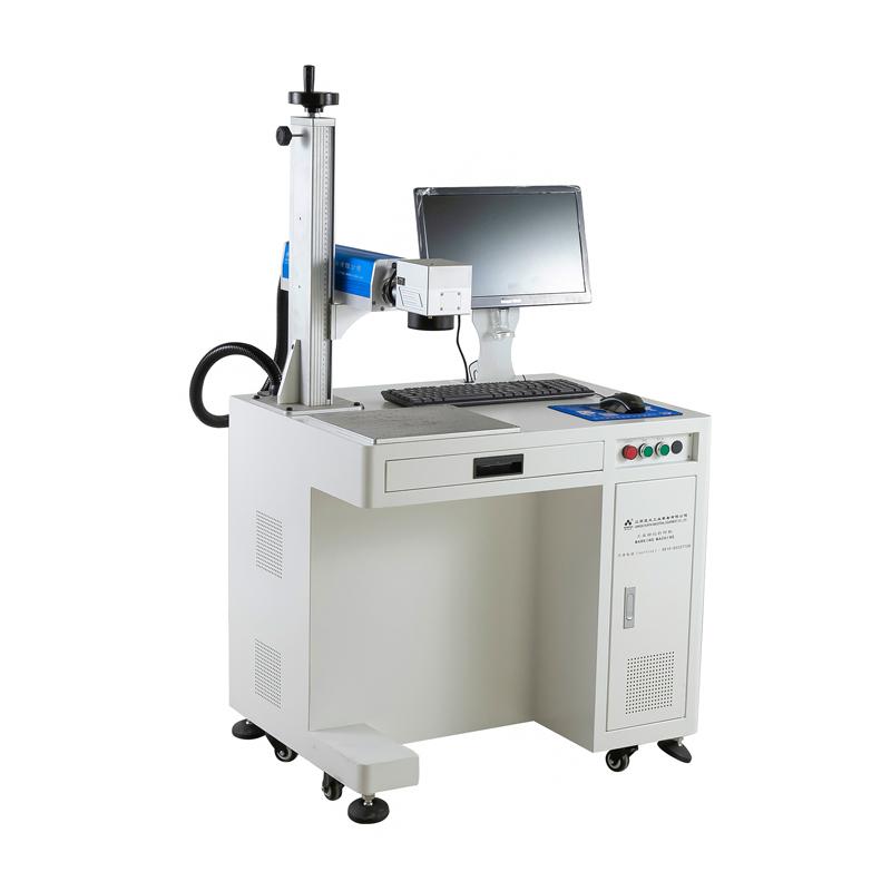 Fiber laser marking engraving machine for nameplates nameplate engraving machine