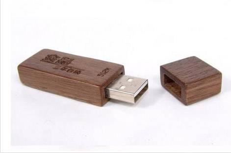 Wooden USB Flash Disk(HC-U-AC010)