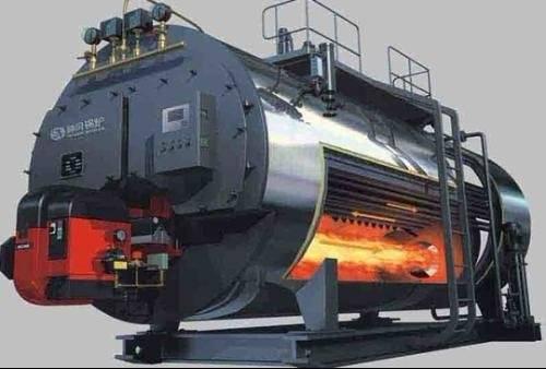 18 ton oil fired boiler