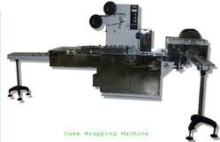 Fully Automatic Soap Wrapping Mahine