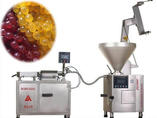 Uha grape candy making machine