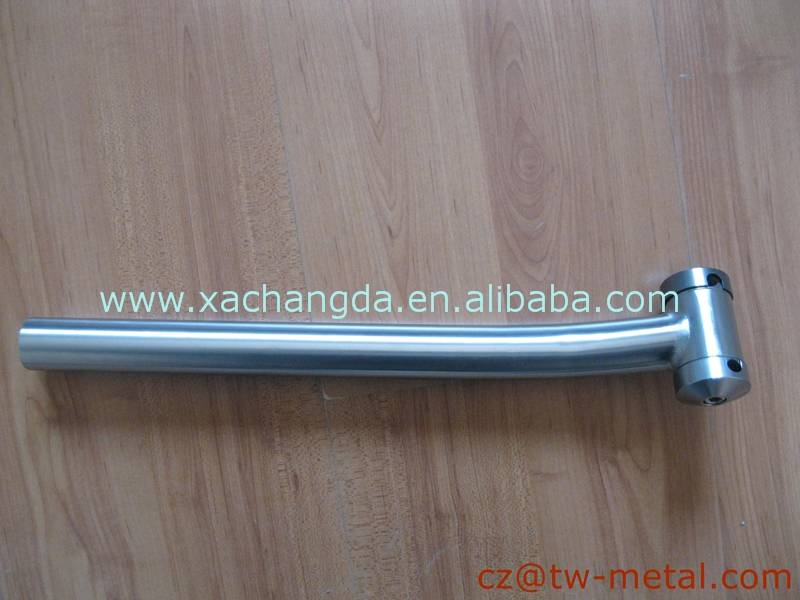XACD titanium bicycle seat post customized titanium bike part