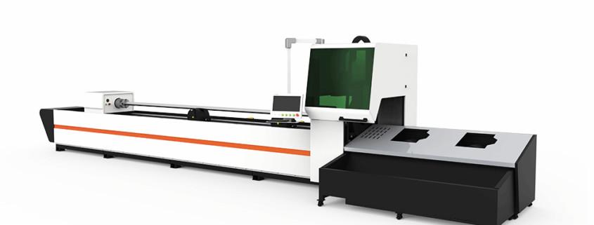China Best Price CNC Aluminum /Steel Pipe Laser Cutting Machine