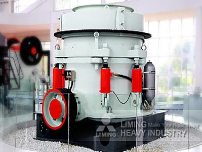 HPT Series High-Efficiency Hydraulic Cone Crusher