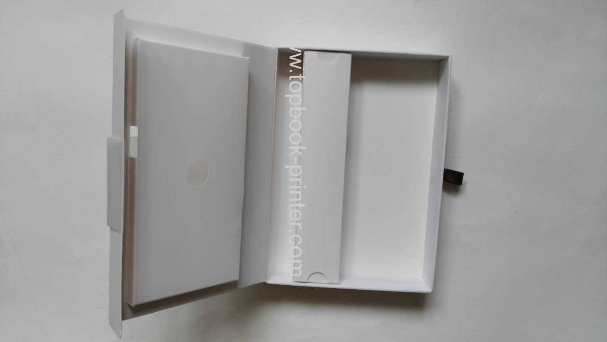 Grey Board / Ivory Board Mobile Phone Packaging Boxes Printing