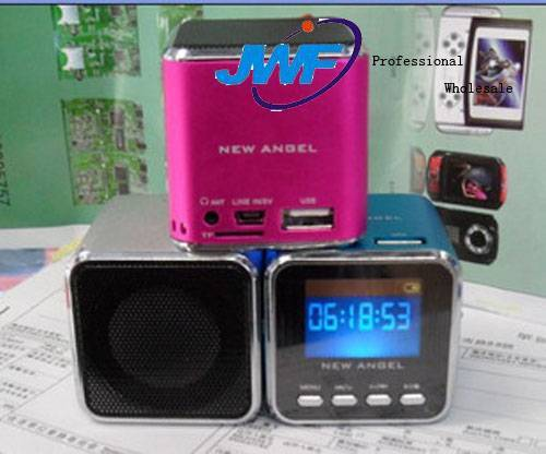 New Portable A-08 small speaker For iPod/MP3