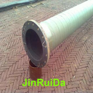 Wear Resistant Rubber Lined Steel Pipe Pipeline
