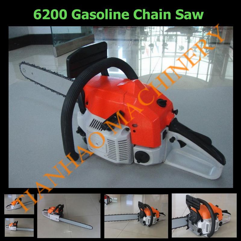 6200 Gasoline chainsaw
