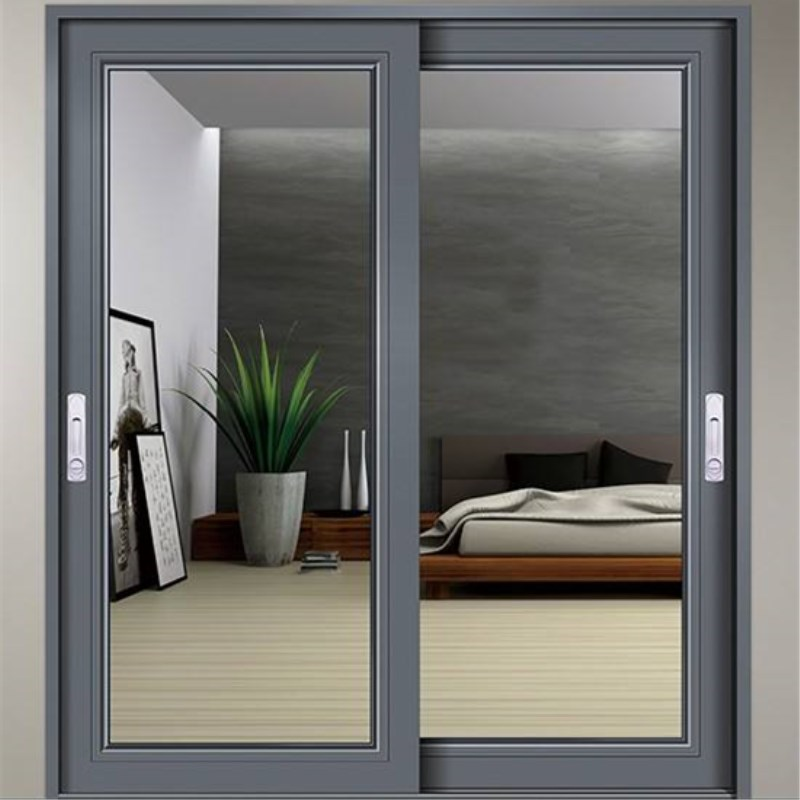 Home energy-saving sliding door