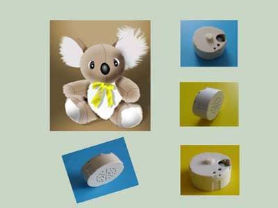 Talking Box for Plush Toy