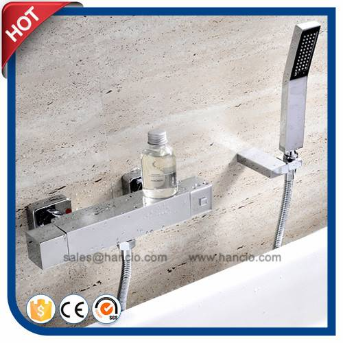 Square Thermostatic Bathtub R Mixer (HC18125F)