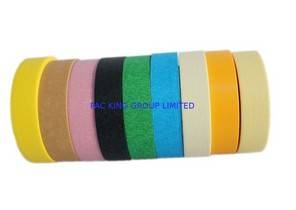 Masking tape for car painting