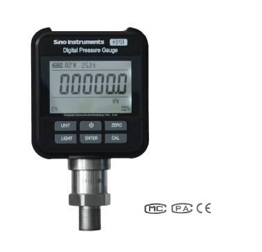 HS108 Digital Pressure Gauge
