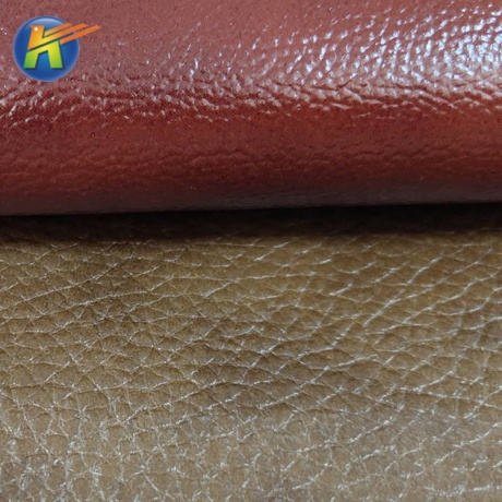 high color fastness anti-redardant synthetic faux leather for car seats