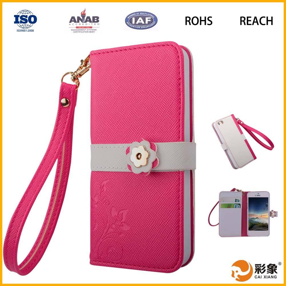 customized leather phone case wholesale