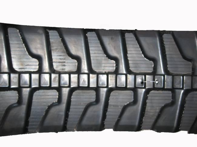 rubber track for Bobcat Kubota excavator 300x72 China