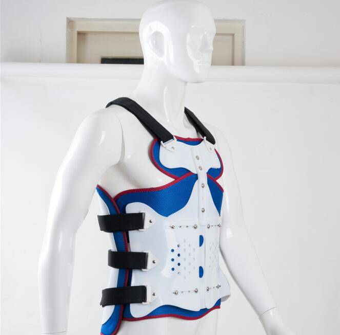 Medical Equipments Comfort Medical Waist & Lumbar Orthosis Fitted Lumbar Brace Mount Spine Brace