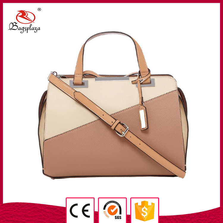 High Quality Two Tone Lady Bags