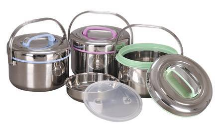 Stainless Stell Insulated Lunch Box/food warmer