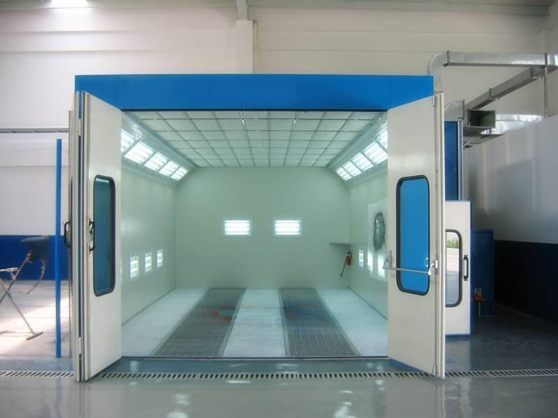 Auto Maintenance Equipment Car Paint Spray Booth
