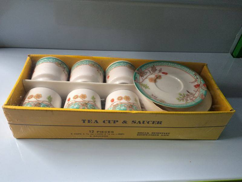 One Handle Melamine Milk Cups