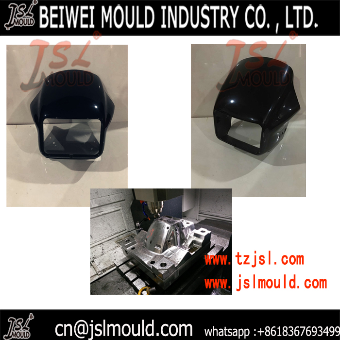 Hero Honda Suzuki Yamaha Premium Customized Motorcycle Headlight Cover Mould