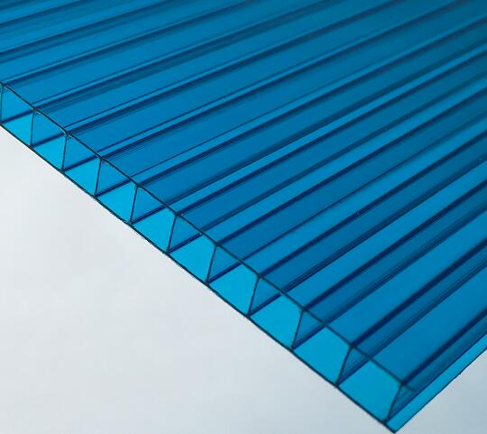 8mm hollow polycarbonate safety pool cover