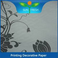 Printing Decorative Paper (base paper)