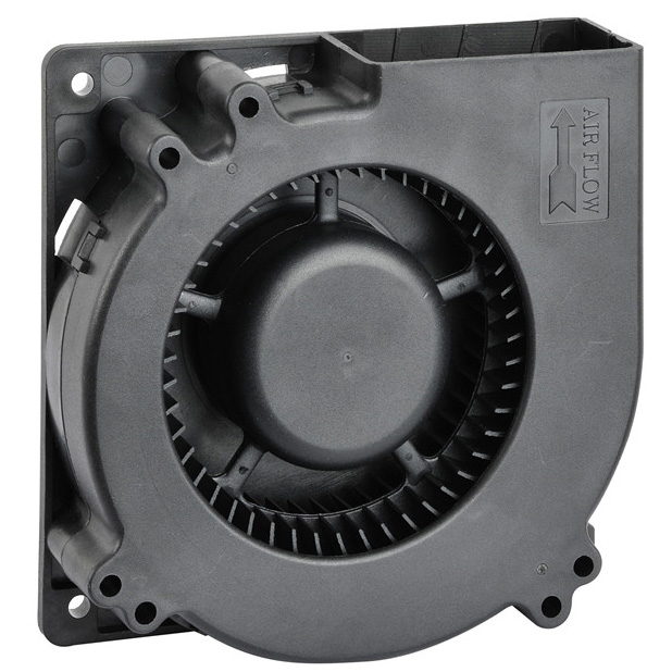 Factory direct 1232 blower 5V / 12V / 24V, large air volume and low noise fan