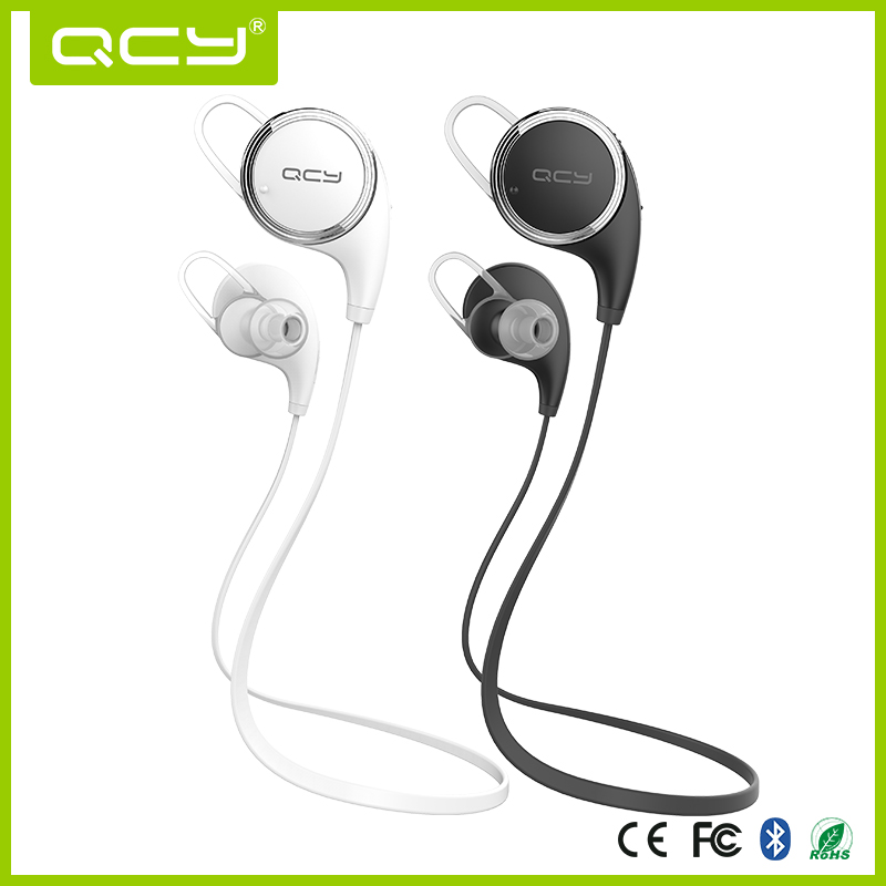 QCY QY8 Bluetooth Headphones Wireless Sport Earbuds Bluetooth Earpiece