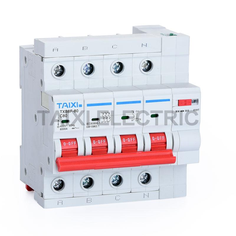 TXB8F-80 Auto Reset Circuit Breaker