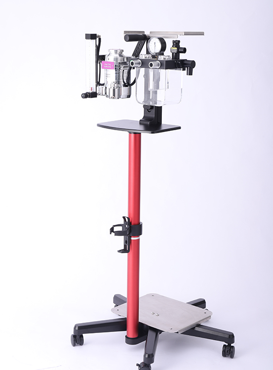 Veterinary Anesthesia Machine with Oxygen Concentraor Holder/ Veterinary Oxygen Generator for Anesth