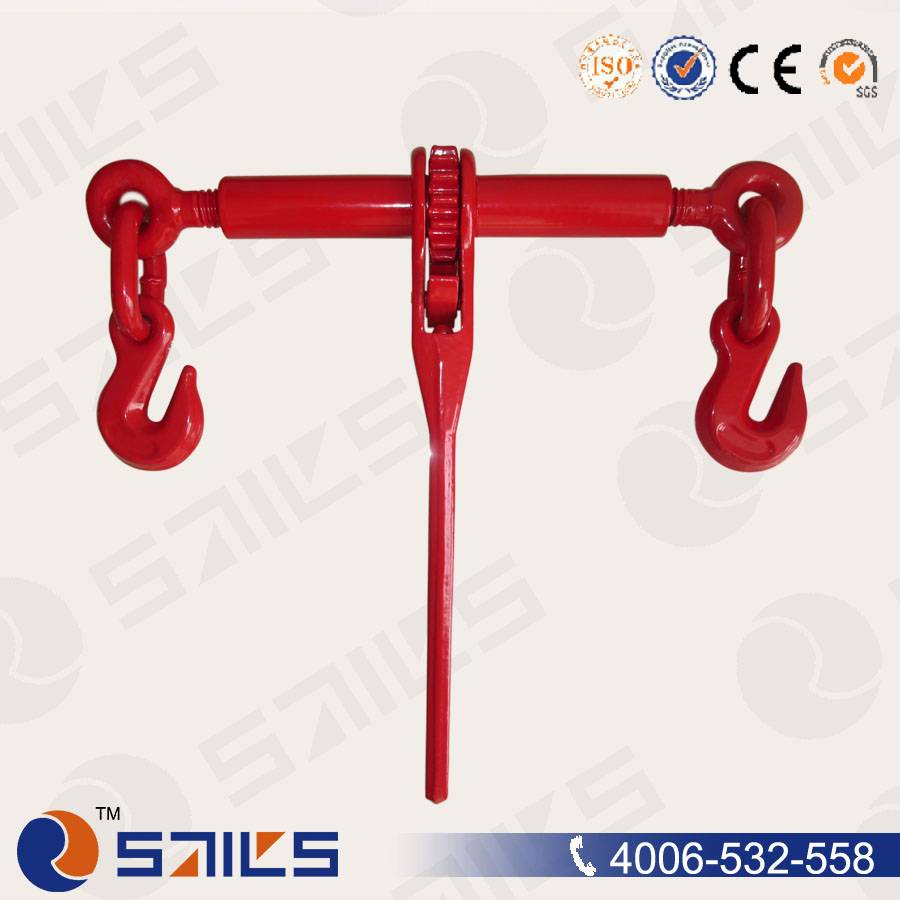 Drop forged eye and jaw US type turnbuckles