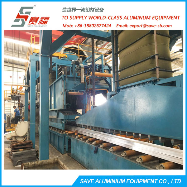 Aluminium Extrusion Profile Air And Water Cooling System