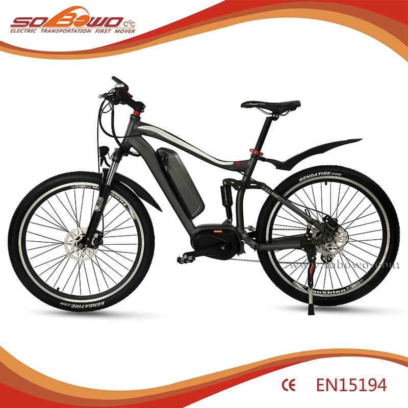 Electric Bike SOBOWO S29 250W