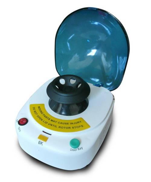 1H mini centrifuge