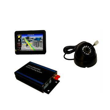 GPS Camera Tracker with navigation system support fuel checking with free tracking service