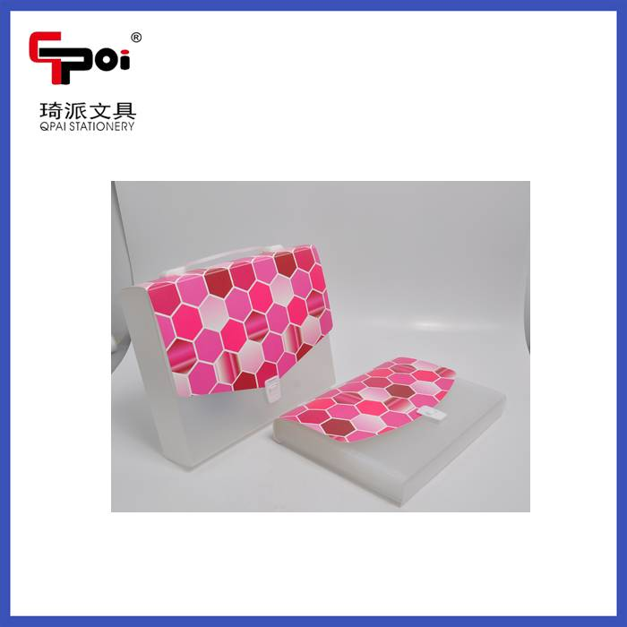 Stationery Wallet Expanding File Folder