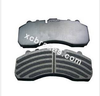 disc brake pad for brake cv pad for DAF