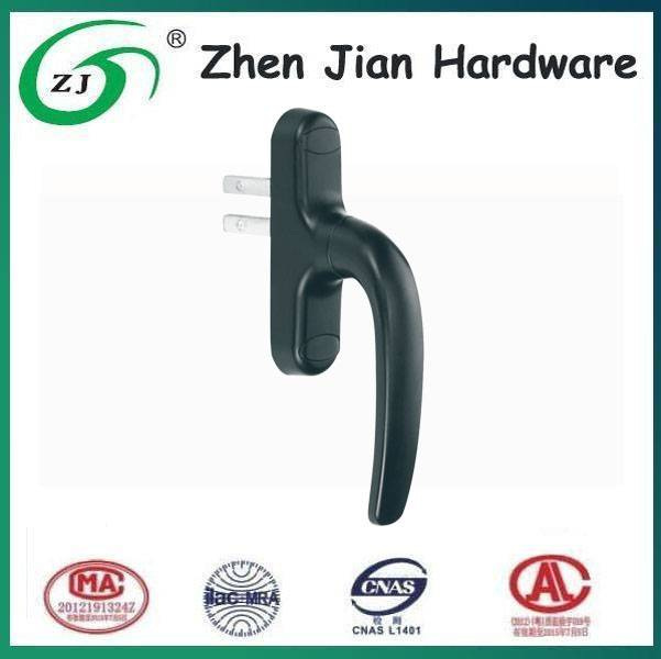 Zinc alloy handle ,decorative interior window handle