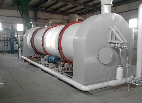 Factory direct supply rice bran oil pretreatment line