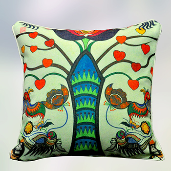 cushion cover - Tree of Life