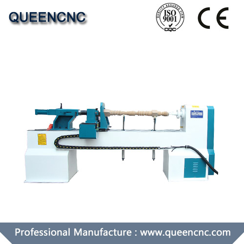 3 Axis 4 Axis CNC Wood Lathe Turning Machine