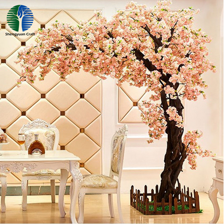 Japanese Cherry blossom artificial plants trees