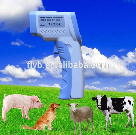 Veterinary Infrared Thermometer Household Outdoor for Pet Animal Temperature Sensor